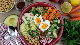 Delicious Buddha bowl recipe - Video