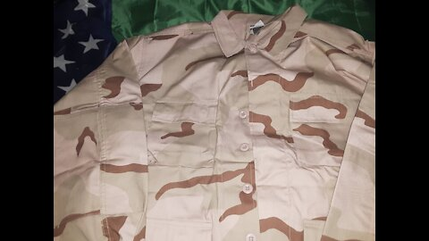DCU BDU Jacket Quick Look