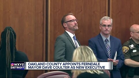 Ferndale mayor appointed as next Oakland County executive