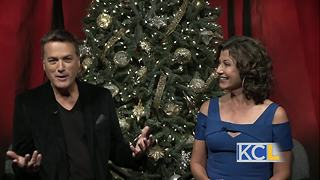 Amy Grant and Michael W. Smith performing in KC - Video