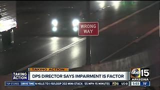 Doug Ducey speaks out after 17th wrong-way crash in Phoenix area - Video