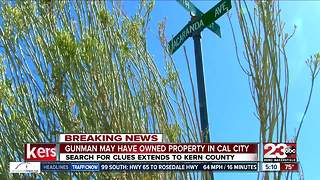Las Vegas gunmen may have owned property in California City - Video
