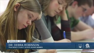 Palm Beach County school leaders discuss future of schooling