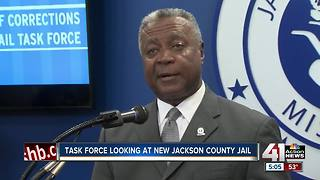 New task force to decide future of Jackson County Jail - Video