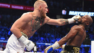 Conor McGregor CALLS OUT Floyd Mayweather for Rematch in the Octagon - Video