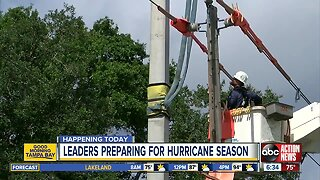 TECO says it's ready for hurricane season