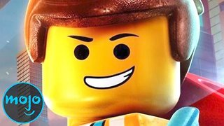 Top 10 Awesome Moments from The Lego Movie - Video