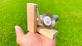 3 SIMPLE INVENTIONS ( MINIATURE CHAINSAW....)