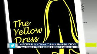 Tampa students brings domestic violence play to first high school in Hillsborough County - Video