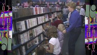 FLASHBACK FRIDAY: VHS Rentals the Way to Watch - Video