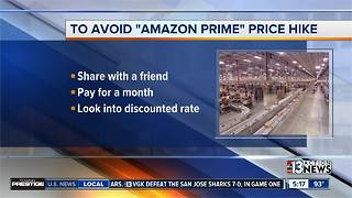 Amazon raising price for Prime membership