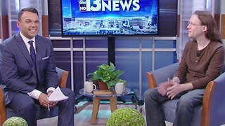 Movie critic Josh Bell on Midday - Video