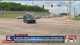Broken Arrow bond could fix busy intersection