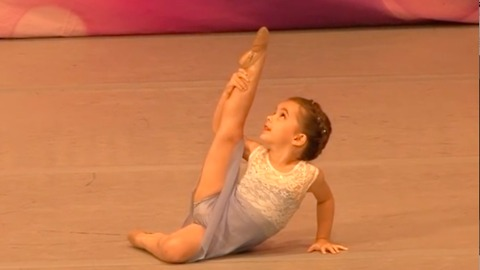 This 4-Year-Old Toddler Already Dances Like A Professional