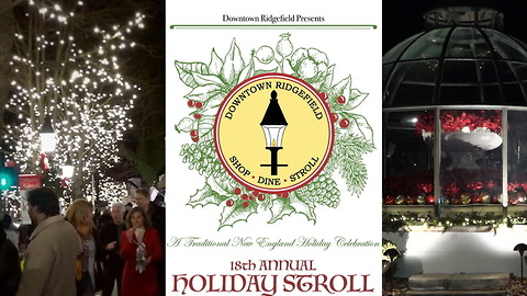 Revel In The Merry Beauty Of This Town's Holiday Gathering