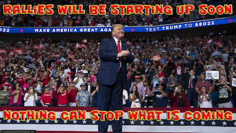 Rallies Are Going To Add So Much To This Mix - WWG1WGA