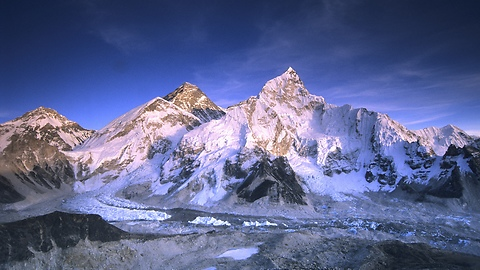 Mount Everest: Views of the Ultimate Peak