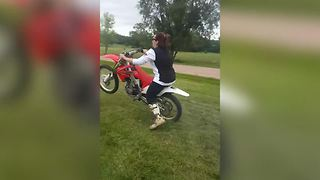 """""""How Not To Ride A Motorcycle"""""""