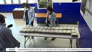 Baltimore community activist helps deliver 250 meals a day during COVID-19 crisis