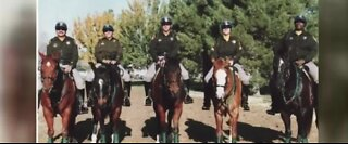 Future in question for Las Vegas police Mounted Unit