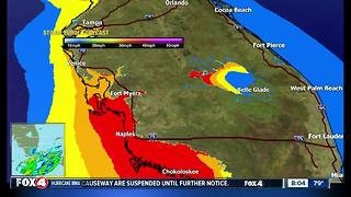 Hurricane Irma -- 8am Saturday update - Video