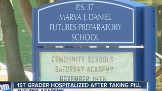 Another BPS student after taking pill - Video