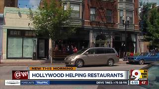 Network television puts local restaurants in national spotlight - Video