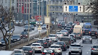 German Court Rules Cities Can Ban Diesel-Fueled Vehicles - Video