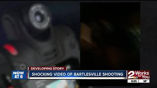 Body cam video from officer-involved shooting released