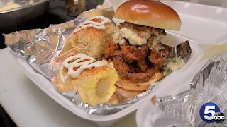 Sauce the City overcomes obstacles, serving up hot chicken sandwiches with a side of community support