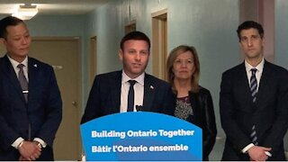 Ontario MPP Booted From Caucus After Saying Lockdown Is 'Deadlier' Than COVID-19