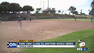 Park View close to another World Series - Video