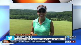 Good morning from Casey Cares! - Video