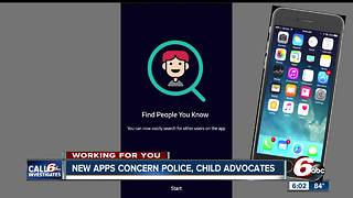 Police, child advocates warn of