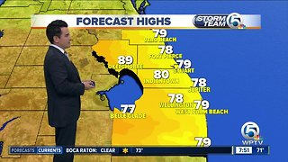 South Florida weather 2/10/19
