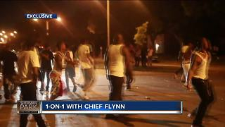 MPD Chief Ed Flynn reflects on Sherman Park violence one year later - Video
