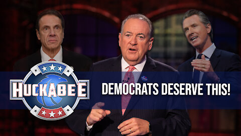 Democrats DESERVE This For Their Draconian Lockdowns! | Huckabee