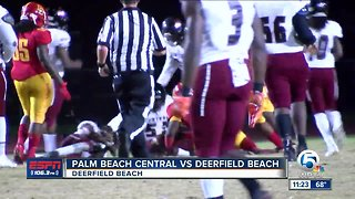 Palm Beach Central vs Deerfield Beach