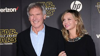 Harrison Ford And Calista Flockhart's Secret To A Happy Marriage