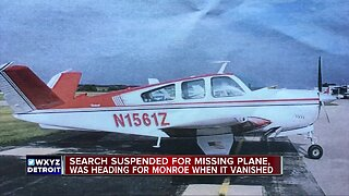 Search suspended for missing plane, was heading for Monroe when it vanished