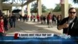 D-Backs host Field Trip Day at Hi Corbett Field - Video