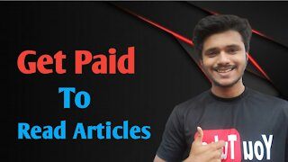 How to Earn Money for Reading Funny Articles