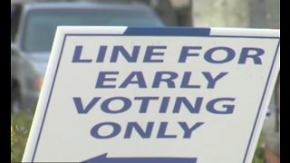 Palm Beach County early voting turnout