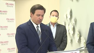 Governor DeSantis on vaccine distribution