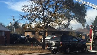 Deadly house fire in Aurora - Video