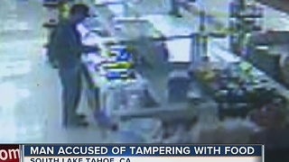 Police arrest suspect for food-tampering incidents in Tahoe - Video