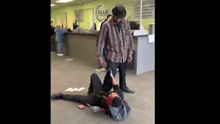 Undercover Cop Destroys Woman Who Wants To Be Criminal Dude!
