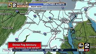 Dense Fog Advisory - Video