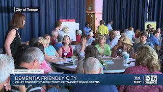 Rethinking Policing: Valley communities work together to assist senior citizens with dementia