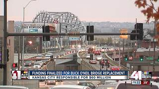 Funding finalized for Buck O'Neil Bridge replacement - Video